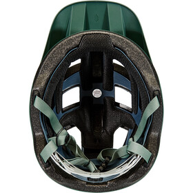 Bell Spark MIPS Casco, matte dark green/black